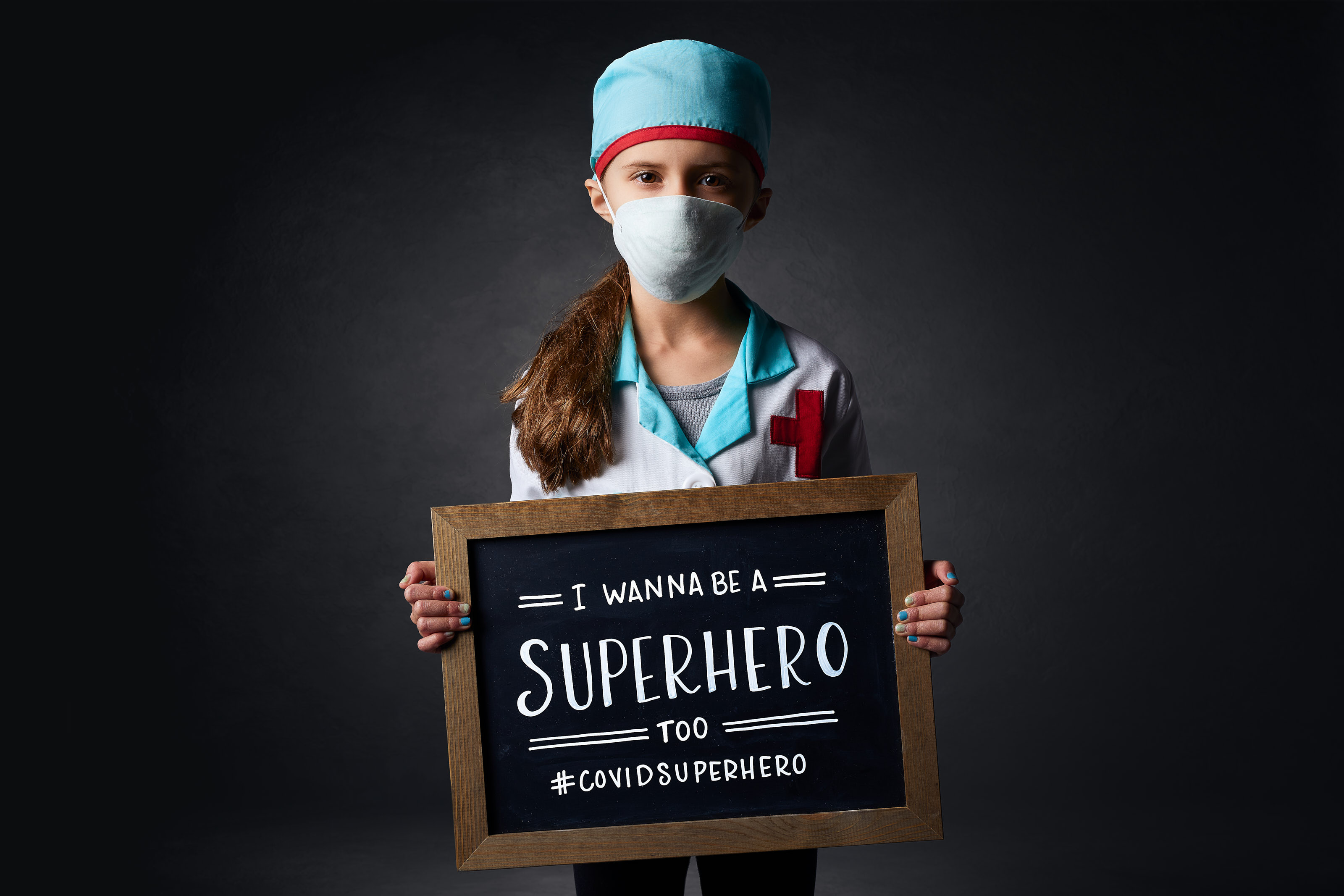 Coppola Photography - Covid SuperHero Healthcare Hero